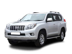 Чехлы на Toyota Land Cruiser Prado 150 (2009-2013)