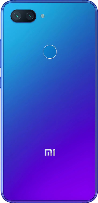 Xiaomi Mi8 Lite 4/64Gb Blue (Global) (rfb)