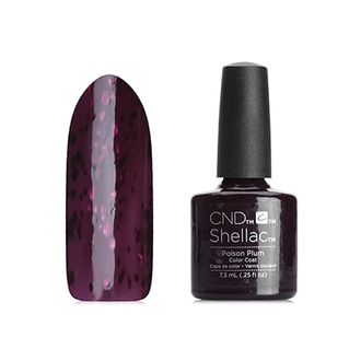 Гель-лак Shellac CND Poison Plum №90859