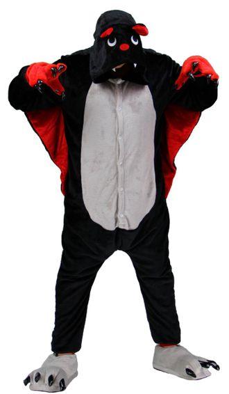 Пижама кигуруми Летучая Мышь купить по цене 2090 рублей 772523feafbbe