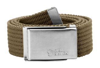 Fjallraven Merano Canvas Belt Taupe