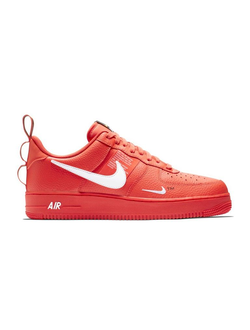 Nike Air Force 1 low '07 lv8 Utility red/white Red Мужские (40-45)