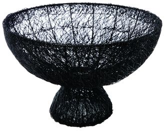 SIA WILD IRON WIRE BASKET SMALL , 530388 , H25/D38.5
