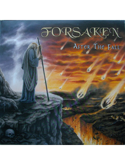 Forsaken - Aidenn Falls 2LP white/red