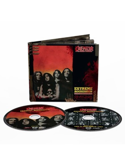 KREATOR Extreme aggression 2CD Digi