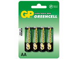 батарейки GP Greencell AA