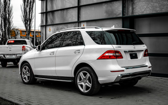 Mercedes-Benz ML 250 Bluetec