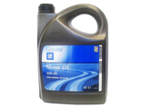Масло GM Motor Oil Semi Synthetic 10w40 5л