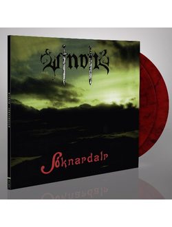 WINDIR - SOKNARDALR 2-LP colored