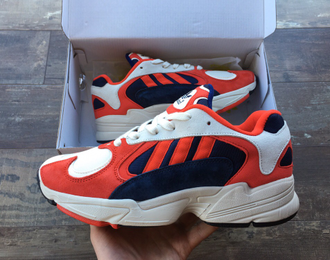 Кроссовки Adidas Yung 1 Red