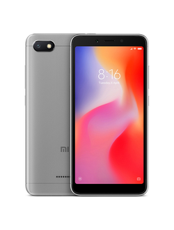 Xiaomi Redmi 6A 16 gb серебристый