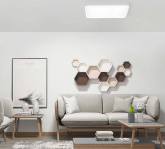 Потолочная лампа Yeelight 45Вт 6500K Xiaomi Meteorite Smart LED Ceiling Light Plus