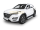 Пороги на Hyundai Tucson (2018-…) Start