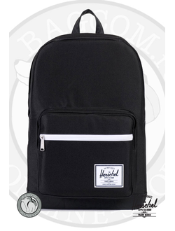 Herschel Pop Quiz Black/Black в интернет магазине Bagcom