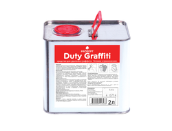 DUTY GRAFFITI  - средство для удаления граффити 0.4 л/2 л