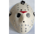 Маска Джейсона Вурхиза  пятница 13-е в VI: Джейсон жив (1986) Jason Voorhees Hockey Mask