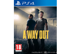 игра для PS4 A Way Out