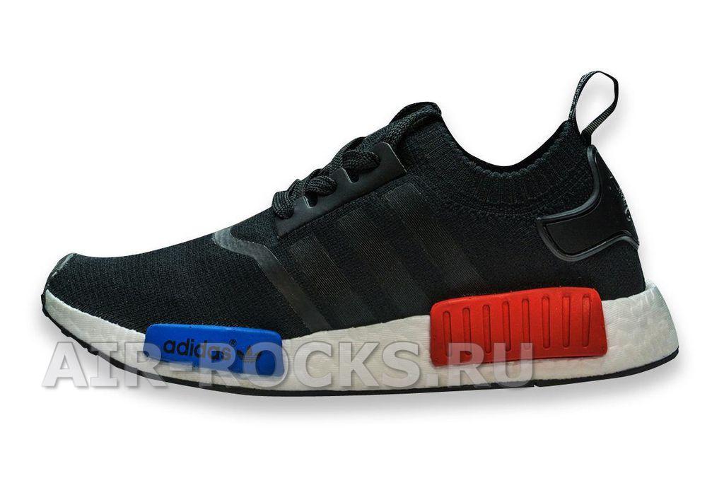 Купить кроссовки Adidas NMD Runner Black с дисконтом   Интернет-магазин  Черные Адидас НМД в Москве e87b93c2e6d