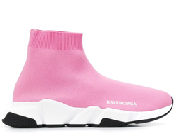 Balenciaga Speed Trainer Розовые (36-40)