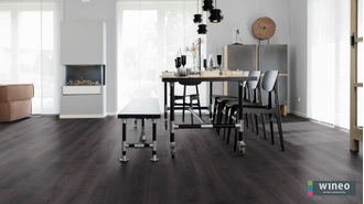 Виниловый пол Wineo 600 Wood ModernPlace RLC188W6 в интерьере