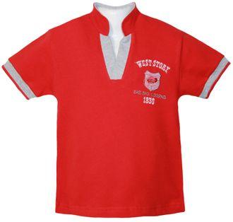 Батник (Артикул 2154-342) цвет красный