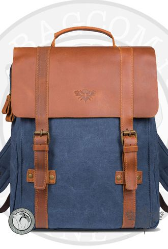 Ginger Bird Winter Pack Navy