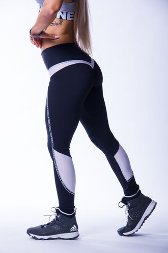 ЛЕГГИНСЫ V-BUTT LEGGINGS 605 Черные