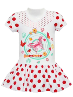 Платье для девочки (Артикул 5123-453)