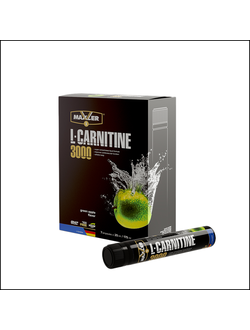 Л-Карнитин Maxler l-carnitine 3000 25ml 7serv