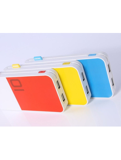 Внешний аккумулятор Power Bank Remax Colourful Series 10000 mAh