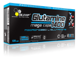 Olimp Glutamine 1400 Mega Caps, 120 капс.