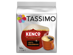 Tassimo KENCO Pure Colombian (Тассимо Кенко Колумбия)