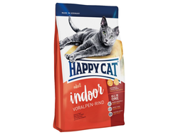 Сухой корм для кошек Happy Cat Supreme Adult Альпийская говядина 1,4 кг
