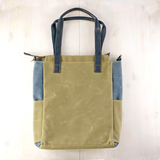 "Сумка Old Cotton Cargo ""Abrianna bag brand"" синий"