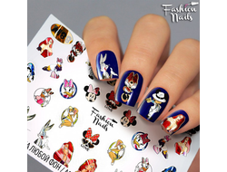 Слайдер дизайн Fashion Nails M88