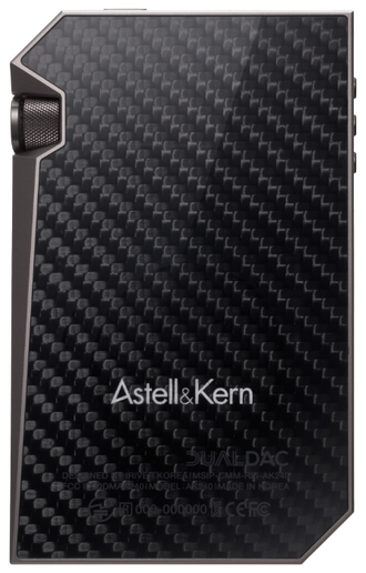 Astell&Kern AK240 256Gb Gunmetal в soundwavestore-company.ru