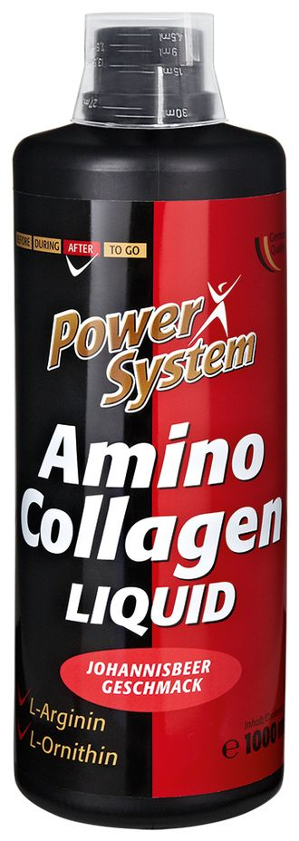 Amino collagen Liquid Power System 1000 ml