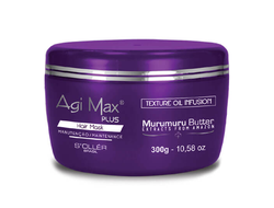 Маска для волос Agi Max Plus Murumuru butter mask, 300 мл.