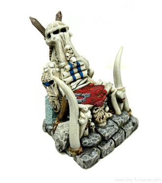 Trolls Chief Throne (PAINTED)