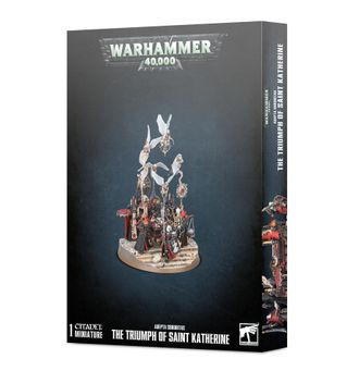 Warhammer 40000: Adepta Sororitas: The Triumph of Saint Katherine
