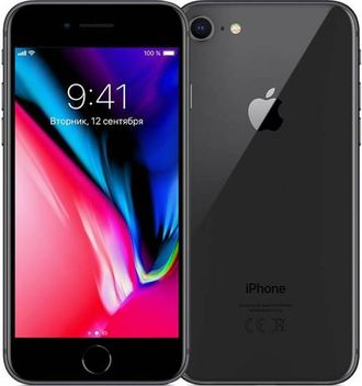 Apple iPhone 8 64Gb Black (rfb)