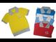 Рубашка поло (Артикул 2147-342) цвет желтый