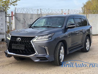 Корпуса зеркал TRD Superrior для Lexus LX570, LX450D 2016+