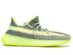 КРОССОВКИ ADIDAS YEEZY BOOST 350 V2 YEEZREEL light green