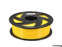PLA пластик Wanhao, 1.75 мм, translucent yellow, 1 кг