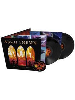 ARCH ENEMY As the stages burn! 2LP+DVD