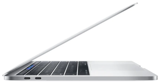 НОУТБУК APPLE MACBOOK PRO 13 2018 WITH TOUCH BAR MR9U2 SILVER 256GB