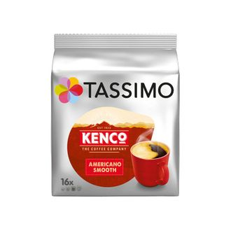 Tassimo  KENCO AMERICANO SMOOTH (Тассимо Кенко Американо смус) купить