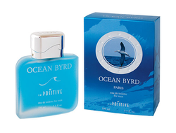 Ocean Byrd eau de toilette for men