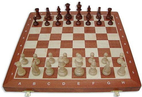 Шахматы Торнамент-5 (tournament 5)